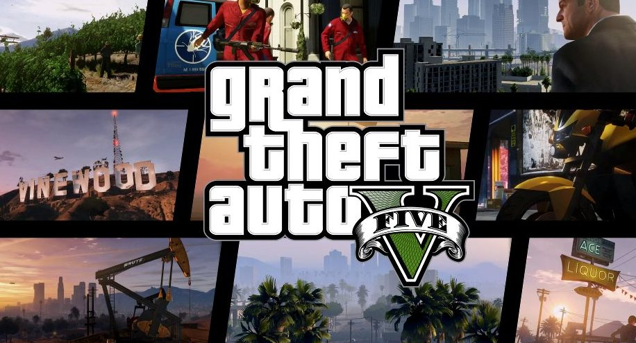GTA V Will Need To Borrow Your HDD Space