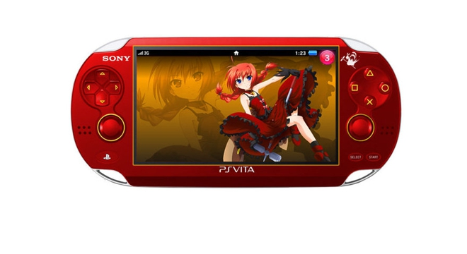8889 - magical_girl_lyrical_nanoha mahou_shoujo_lyrical_nanoha playstation_vita psv ps_vita pun sony tagme vita