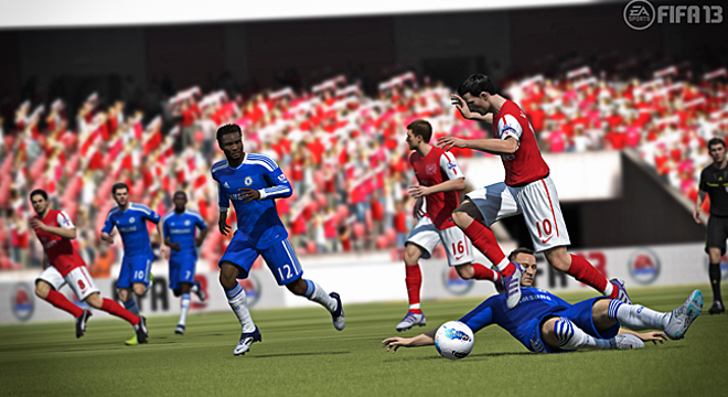 Arsenal vs Chelsea FIFA 13_656x369