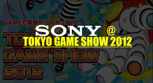Sony Tokyo Show