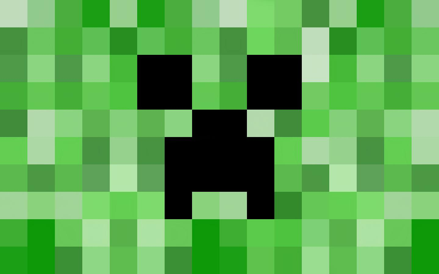 Minecraft Creeper Wallpaper 1080p HD