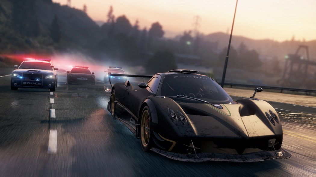 need for speed most wanted pagani