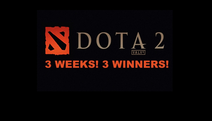 DOTA 2 COMMUNITY GIVEAWAY FOR FEATURED IMAGE