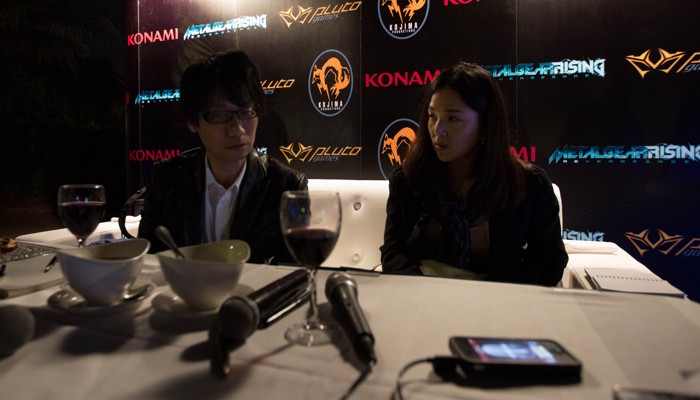 fe image of san hideo kojima in dubai