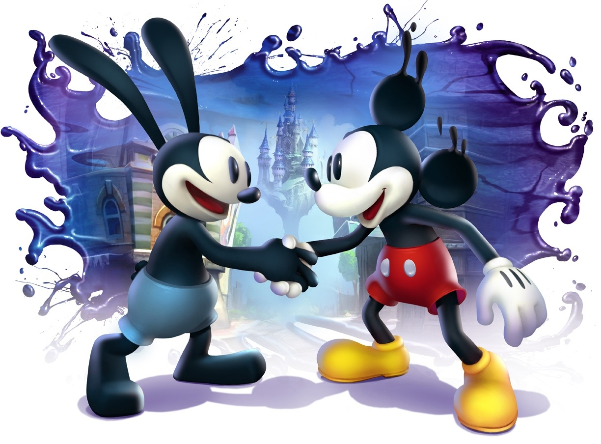 Disney's Epic Mickey 2: The Power of Two coming soon to PS Vita