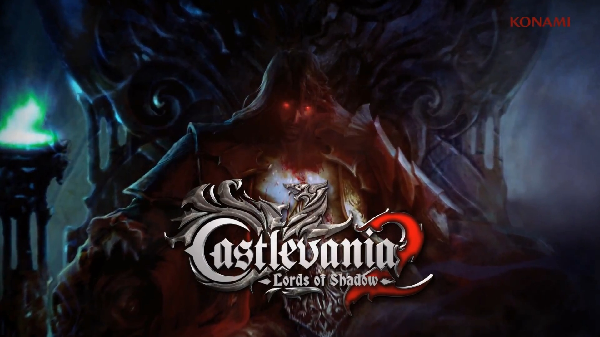 2012 VGA Castlevania Lords of Shadow 2 cinematic trailer rise of Dracul Belmont