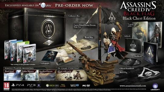 AC4 Black Chest