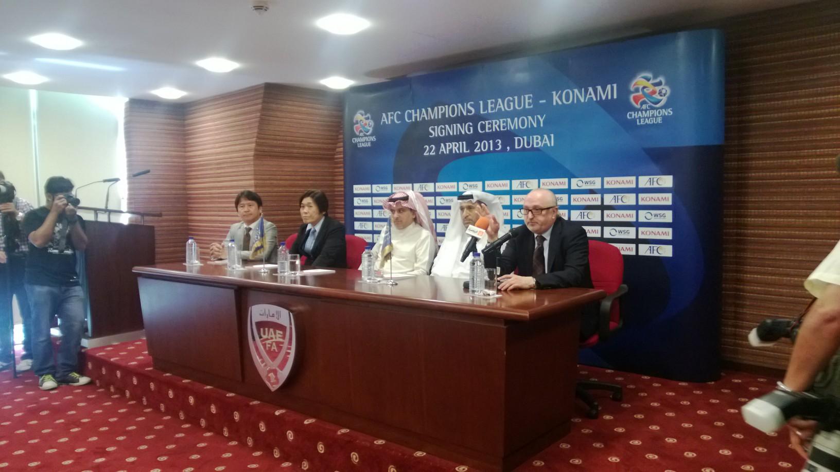 Konami_AFC_2013