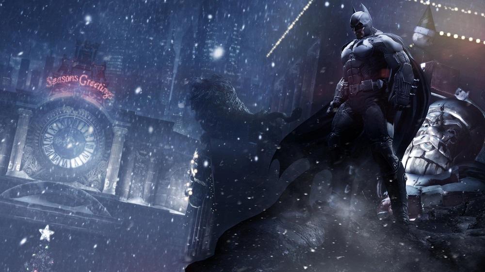 Batman: Arkham Origins на PC порадует ваш глаз — игра поддерживает массу технологий Nvidia
