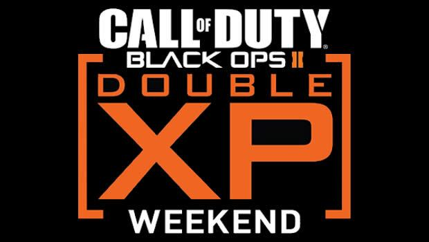 Black Ops 2 Double XP This Weekend