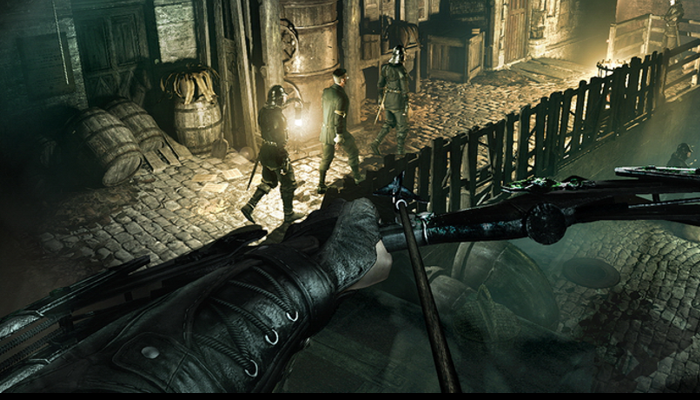 thief screenshot ps4