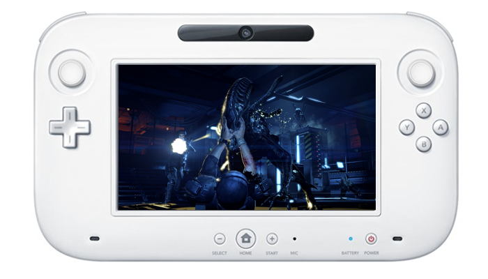 wii u aliens colonial marines