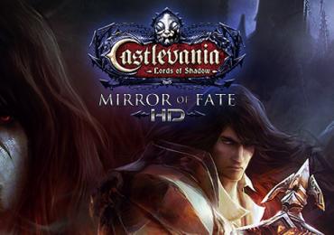 Castlevania Mirror of Fate HD gamerekon