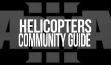 Arma 3 | Community Guide – Helicopter
