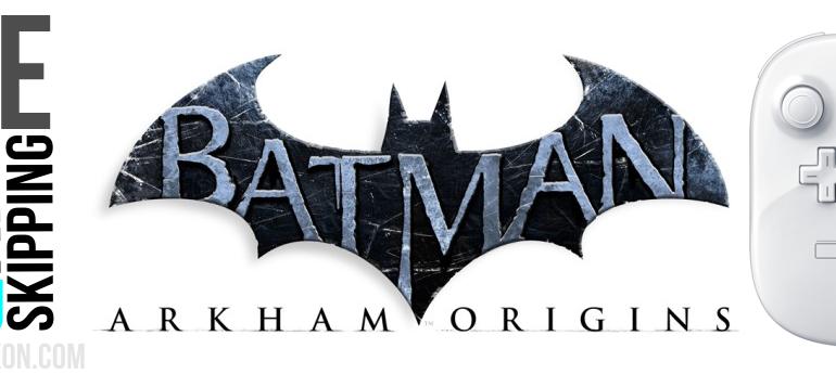 batman arkham origins wii u gamerekon