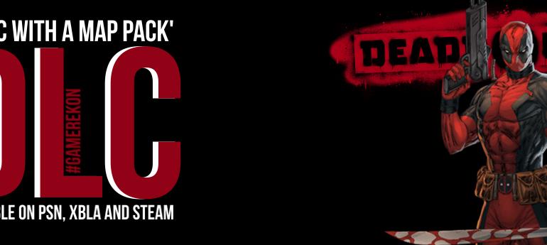 deadpool gamerekon dlc merc with a map pack dlc