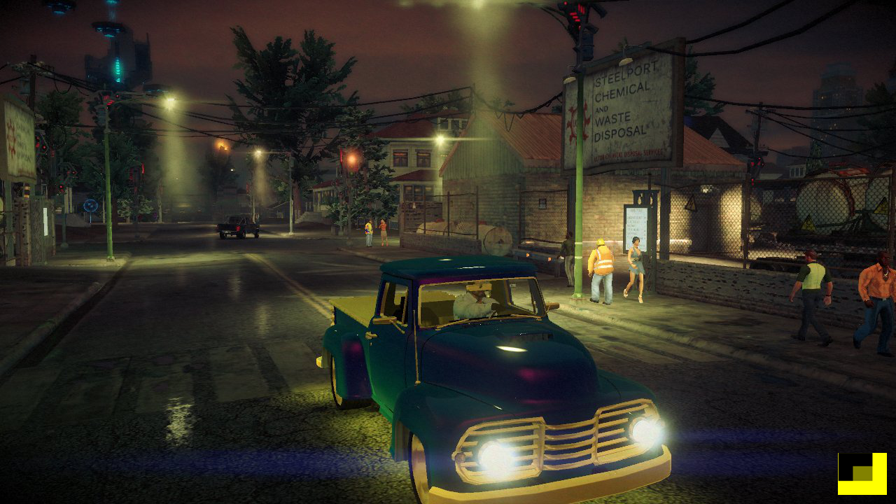 saints row 4 screenshot vehicle gamerekon