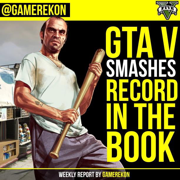 GAMEREKON GTAV SPECIAL WEEKLY REPORT