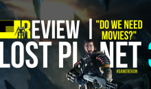 "Review | Lost Planet 3 ""Do we need Movies?"""