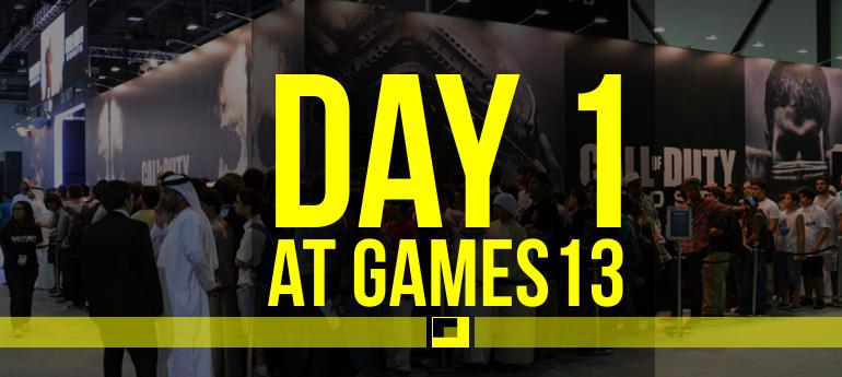 day 1 games13 gamerekon