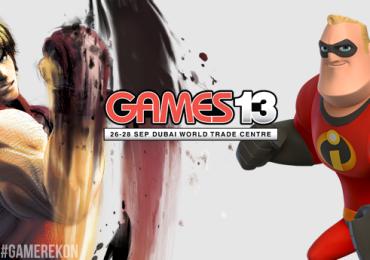 gamerekon pluto games games13 dubai lineup