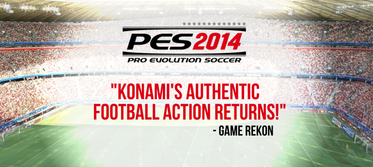 pes 2014 review custom gamerekon