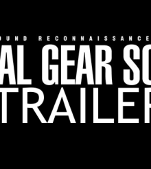 Trailer | Metal Gear Solid V: Ground Zeroes