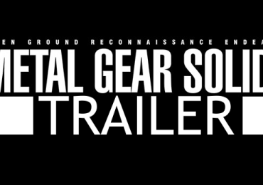 MGS V GROUND ZEROES TRAILER