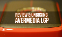 Unboxing & Review | AVerMedia Live Gamer Portable