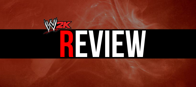 2k14 wwe review