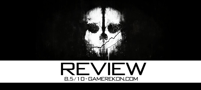 COD GHOSTS REVIEW