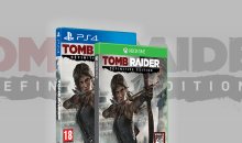 Tomb Raider's Definitive edition announced for PS4 and Xbox One