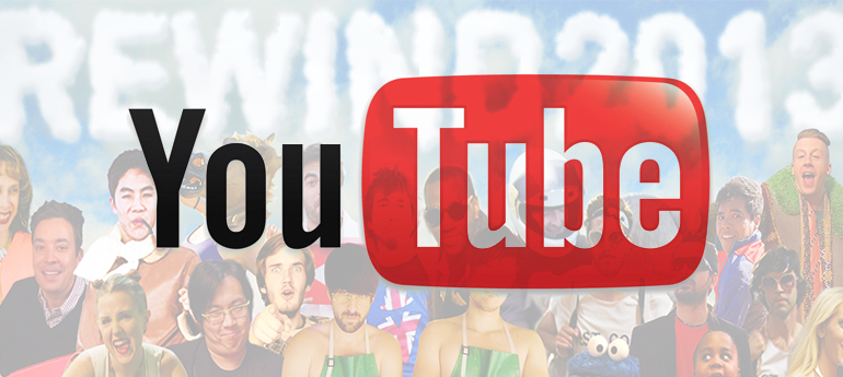 youtube rewind 2013 gamerekon