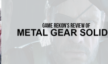 "Review | Metal Gear Solid V: Ground Zeroes ""Snake came in solid.."""