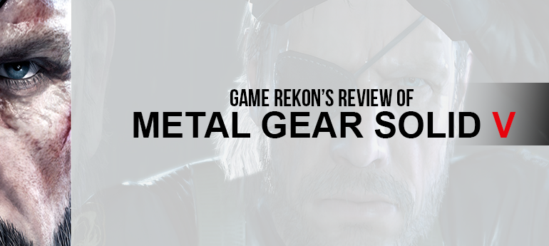 GZ REVIEW MGS V GAMEREKON