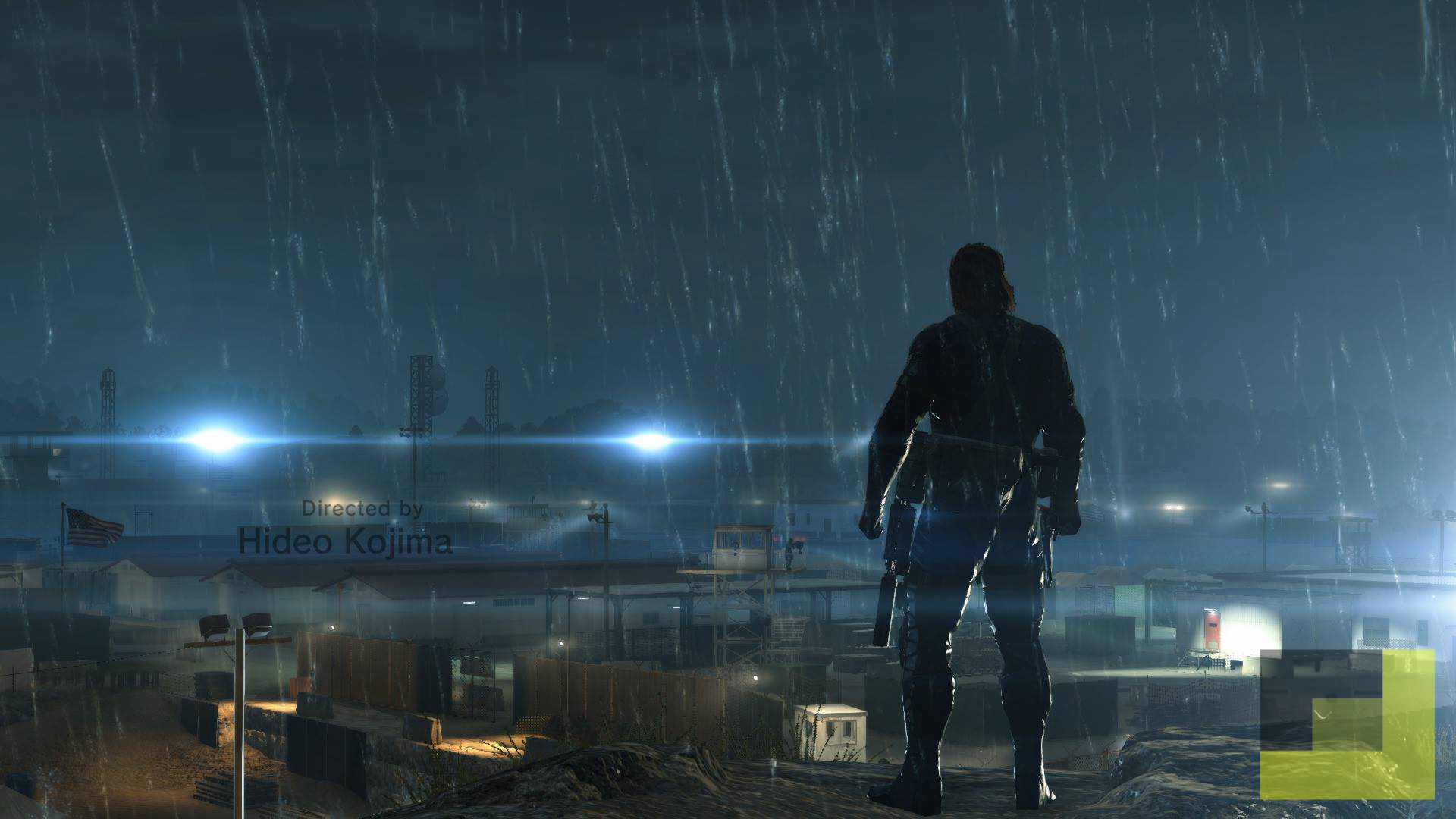 Metal Gear Solid V Ground Zeroes GameRekon (1 of 3)