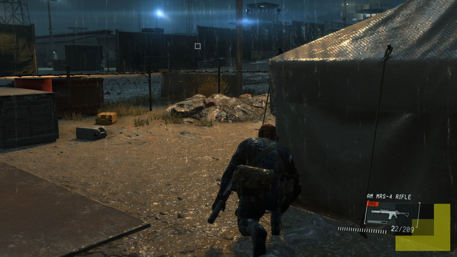 Metal Gear Solid V Ground Zeroes GameRekon (3 of 3)