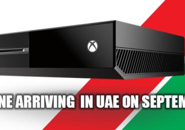 XBOX ONE UAE