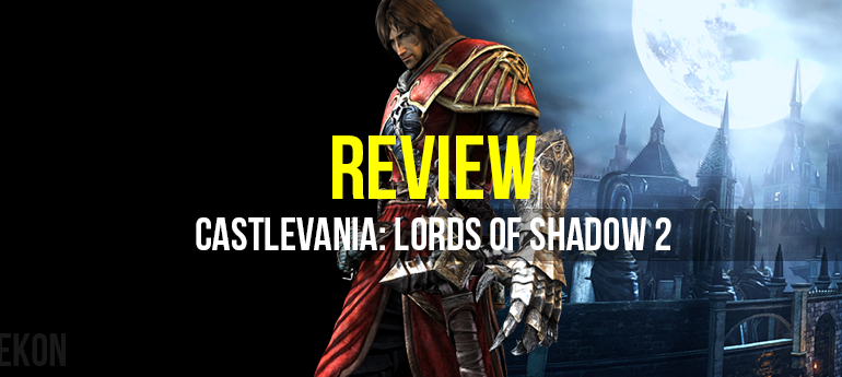 review castlevania gamerekon