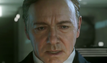 Kevin Spacey to be featured in Call of Duty: Advanced Warfare!