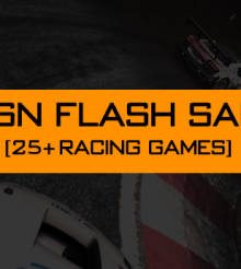 PSN Flash Sale! Over 25 Racing Games, Detailed