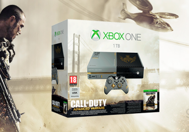 gamerekon xbox one call of duty advanced warfare