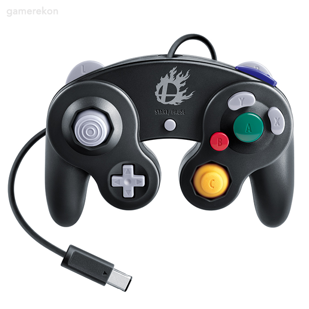 nintendo game cube controller smash bros edition
