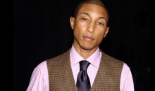 Pharrell Williams' makes appearance in NBA 2K15