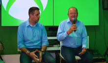 Games14 | Xbox Roundtable with Ian Livingstone, Yannick Theler, and Ahmed Al Nasheet