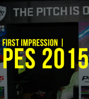 PES 2015 FIRST IMPRESSION GAMEREKON