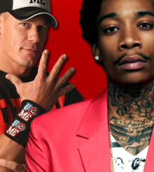 "John Cena Collaborates with Wiz Khalifa for 2K15 WWE ""All Day"" Soundtrack"