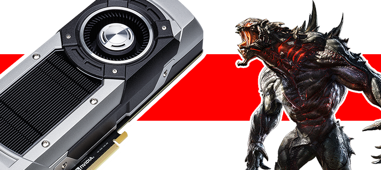 geforce nvidia gt980 driver evolve
