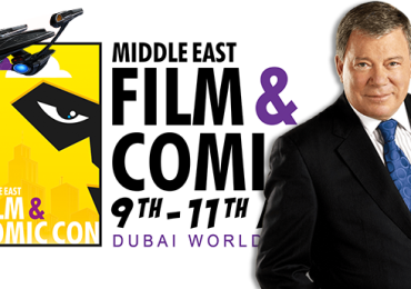 middle east film and comic con william shatner star trek